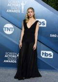 Erin Moriarty attends the 26th Annual Screen Actors Guild Awards at the Shrine Auditorium in Los Angeles