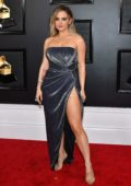 Joanna 'JoJo' Levesque attends the 62nd Annual Grammy Awards at Staples Center in Los Angeles