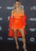 Joanna 'Jojo' Levesque attends Warner Music Group Pre-Grammy Party 2020 in Hollywood, California