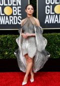 Joey King attends the 77th Annual Golden Globe Awards at The Beverly Hilton Hotel in Beverly Hills, California