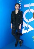 Joey King attends the Premiere of Cirque Du Soleil's 'Volta' at Dodger Stadium in Los Angeles