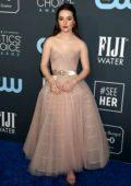 Kaitlyn Dever attends the 25th Annual Critics' Choice Awards at Barker Hangar in Santa Monica, California