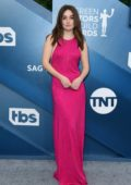 Kaitlyn Dever attends the 26th Annual Screen Actors Guild Awards at the Shrine Auditorium in Los Angeles
