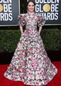 Kaitlyn Dever attends the 77th Annual Golden Globe Awards at The Beverly Hilton Hotel in Beverly Hills, California