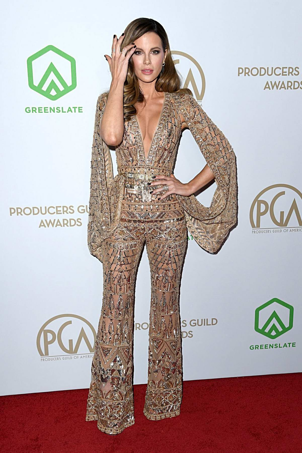 Kate Beckinsale attends the 31st Annual Producers Guild Awards in Los Angeles