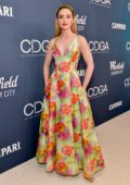 Kathryn Newton attends the 22nd Costume Designers Guild Awards in Beverly Hills, California