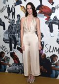 Kaya Scodelario attends the UK Premiere of 'Queen & Slim' in London, UK