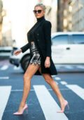 Kelsea Ballerini puts on a stylish display as she steps out in New York City