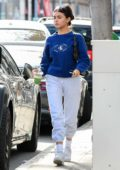 Madison Beer keeps things casual as she steps out in sweats in Los Angeles