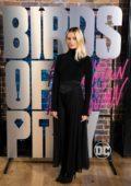 Margot Robbie attends Harley Quinn's Pop Up Roller Disco in London, UK