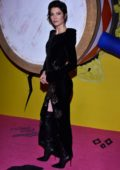 Mary Elizabeth Winstead attends the Premiere of 'Birds of Prey' in Mexico City, Mexico