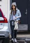 Megan Fox steps out with Brian Austin Green and their kids for a family dinner in Los Angeles