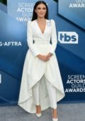 Millie Bobby Brown attends the 26th Annual Screen Actors Guild Awards at the Shrine Auditorium in Los Angeles