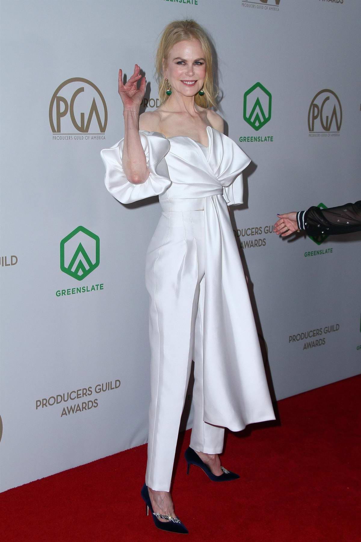 Nicole Kidman attends the 31st Annual Producers Guild Awards in Los Angeles