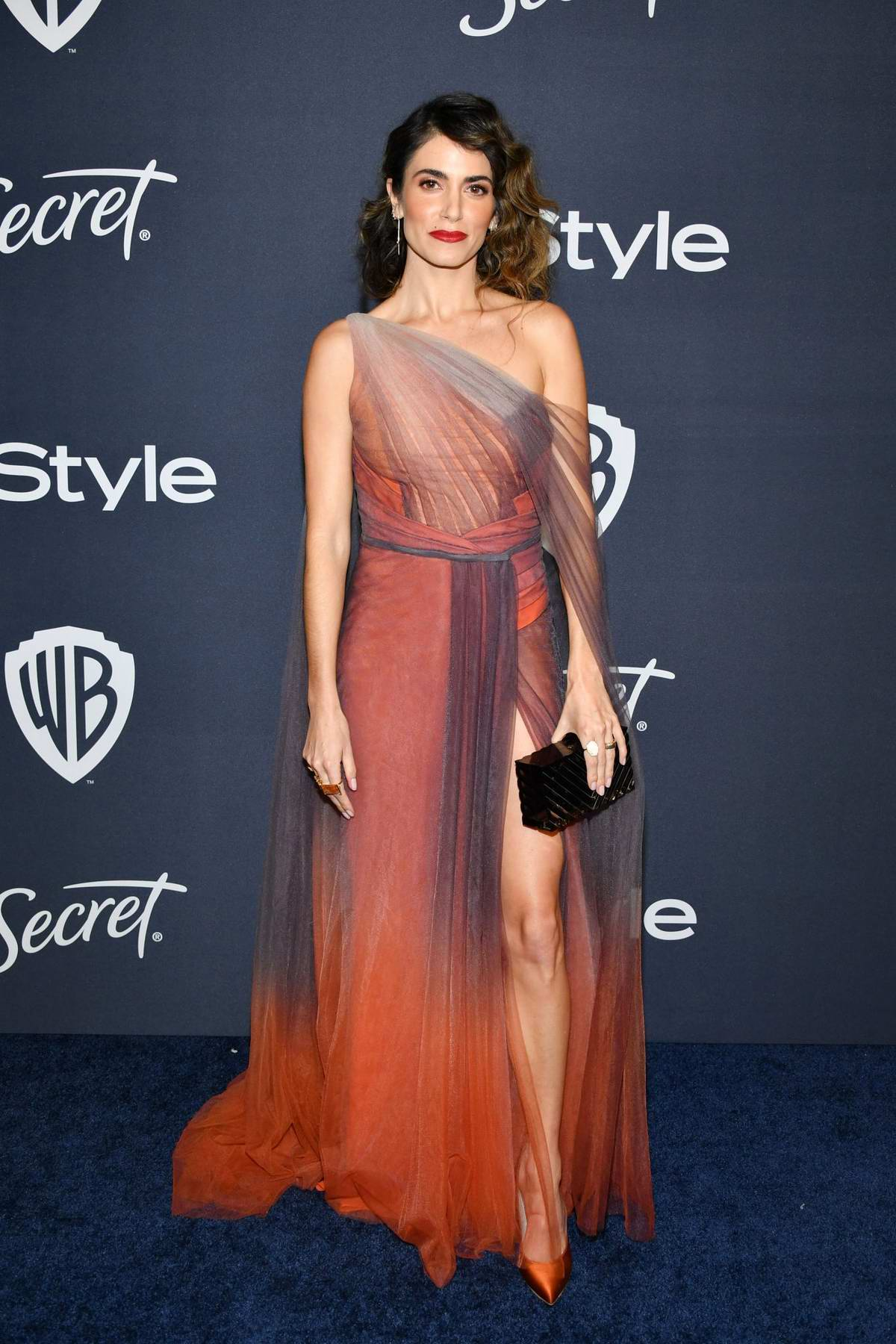 Nikki Reed attends the 21st annual Warner Bros and InStyle Golden Globe After-Party in Beverly Hills, California