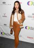 Olivia Munn attends The Creative Coalition's Spotlight Initiative Gala Awards in Park City, Utah