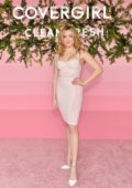 Peyton List attends Covergirl Clean Fresh Launch Party in Los Angeles