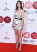 Raffey Cassidy attends the 40th London Film Critics' Circle Awards in London, UK