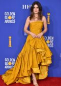 Sandra Bullock attends the 77th Annual Golden Globe Awards at The Beverly Hilton Hotel in Beverly Hills, California