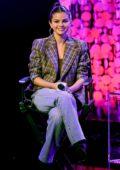 Selena Gomez attends the iHeartRadio Album Release Party with Selena Gomez at iHeartRadio Theater in Burbank, California