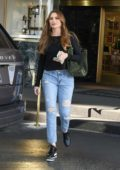 Sofia Vergara keeps it casual for a shopping trip to Saks Fifth Avenue in Beverly Hills, California
