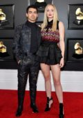 Sophie Turner attends the 62nd Annual Grammy Awards at Staples Center in Los Angeles