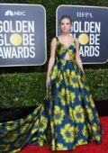 Taylor Swift attends the 77th Annual Golden Globe Awards at The Beverly Hilton Hotel in Beverly Hills, California