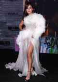 Vanessa Hudgens attends the Premiere of 'Bad Boys For Life' in Hollywood, California