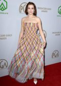 Zoey Deutch attends the 31st Annual Producers Guild Awards in Los Angeles