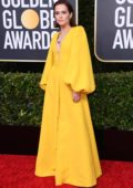 Zoey Deutch attends the 77th Annual Golden Globe Awards at The Beverly Hilton Hotel in Beverly Hills, California