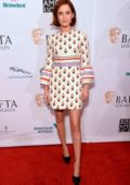 Zoey Deutch attends the BAFTA Los Angeles Tea Party 2020 at Four Seasons Hotel in Beverly Hills, California