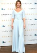 Alice Eve attends 'Belgravia' Photocall in London, UK