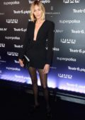 Anja Rubik attends the Premiere of the ART performance in Warsaw, Poland