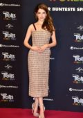 Anna Kendrick attends a Photocall for 'Trolls World Tour' in Berlin, Germany