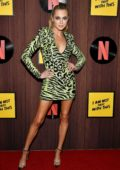 Anne Winters attends 'I Am Not Okay With This' photocall in West Hollywood, California
