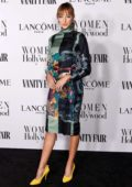 Ava Michelle attends the Vanity Fair and Lancome Women in Hollywood Celebration in West Hollywood, California