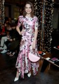 Bailee Madison attends the Veronica Beard fashion show during NYFW 2020 in New York City