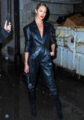Candice Swanepoel attends Oscar de la Renta Fashion Show during NYFW 2020 in New York City