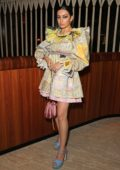Chali XCX attends the Love Magazine Party during London Fashion Week at The Standard hotel in London, UK
