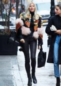 Devon Windsor puts on a stylish display as she steps out in SoHo, New York City
