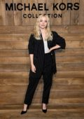 Dove Cameron attends the Michael Kors show during NYFW 2020 in New York City
