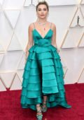 Florence Pugh attends the 92nd Annual Academy Awards at Dolby Theatre in Los Angeles