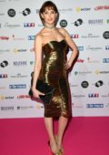 Frederique Bel attends the 27th Trophees Du Film Francais Photocall at Palais Brongniart in Paris, France