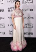 Kaitlyn Dever attends the Vanity Fair and Lancome Women in Hollywood Celebration in West Hollywood, California