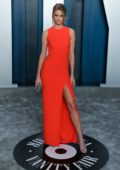 Kate Bock attends the 2020 Vanity Fair Oscar Party at Wallis Annenberg Center for the Performing Arts in Los Angeles