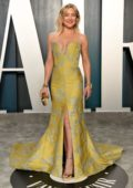 Kate Hudson attends the 2020 Vanity Fair Oscar Party at Wallis Annenberg Center for the Performing Arts in Los Angeles