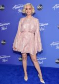 Katy Perry attends the Premiere Event of 'American Idol' Season 18 in Hollywood, California