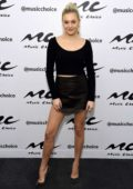 Kelsea Ballerini visits Music Choice in New York City