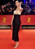 Lena Meyer-Landrut attends the Opening Ceremony of the 70th Berlin Film Festival in Berlin, Germany
