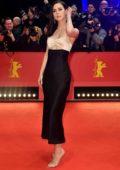 Lena Meyer-Landrut attends the Opening Ceremony of the 70th Berlin Film Festival in Berlin, Germany